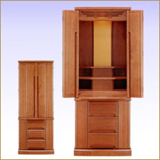 家具調仏壇 16幅 48号