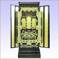 18号 金仏壇